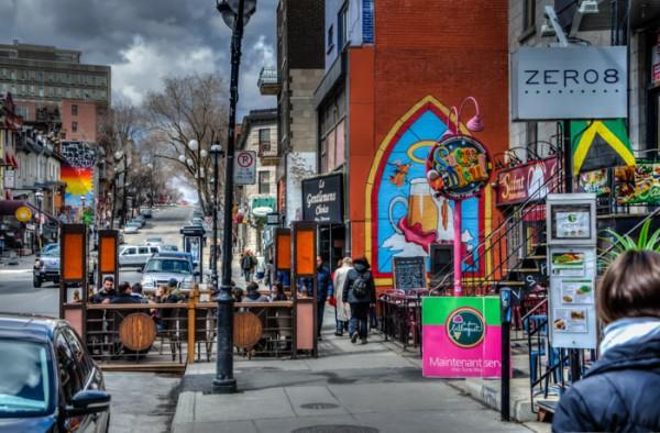 Séjour à Montréal