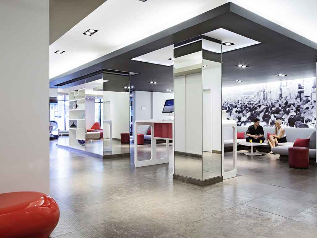 Novotel Montréal Centre ****