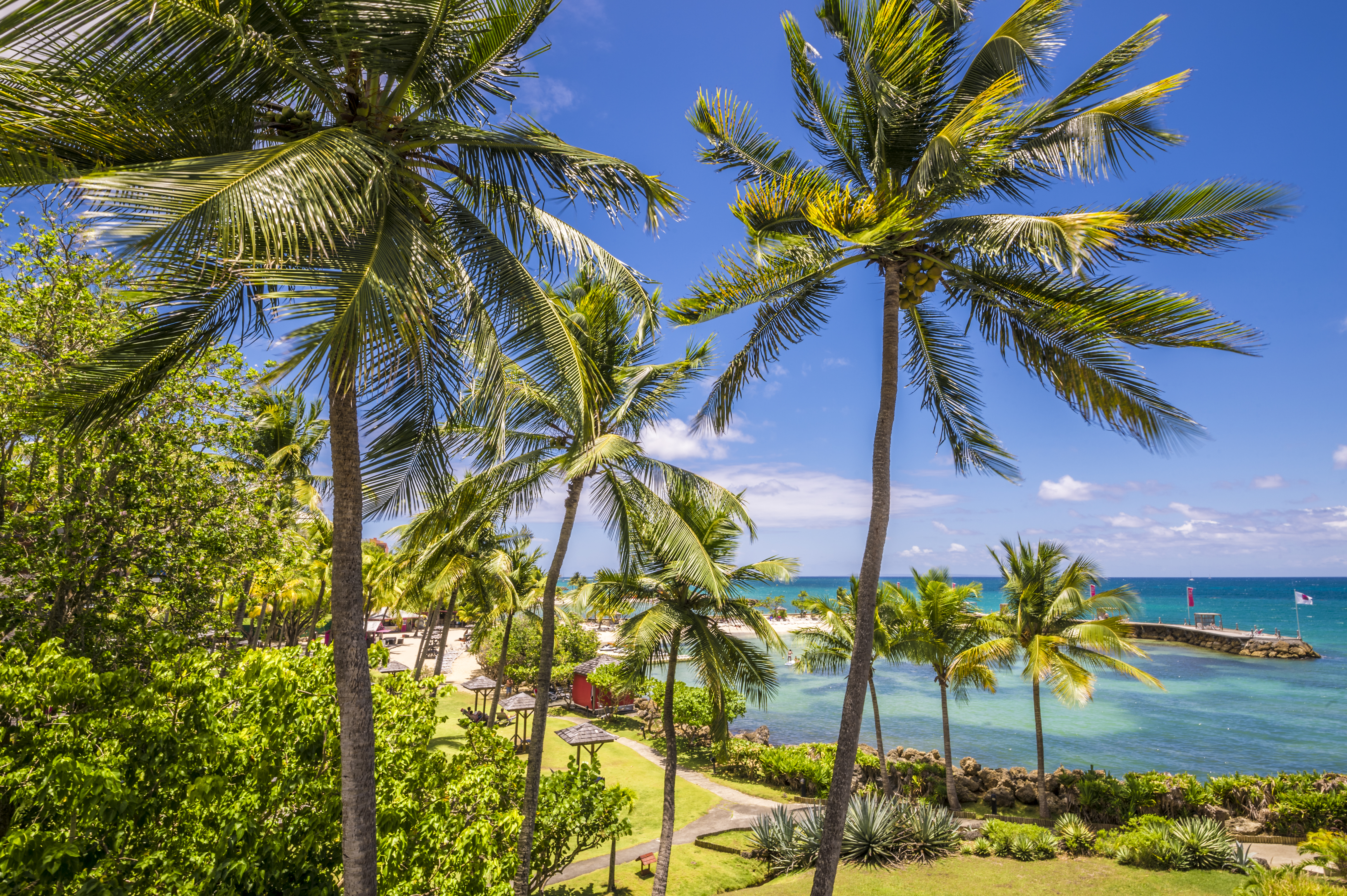 Créole Beach Hotel & Spa ****