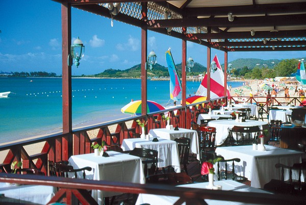 Détail Saint Lucian By Rex Resort