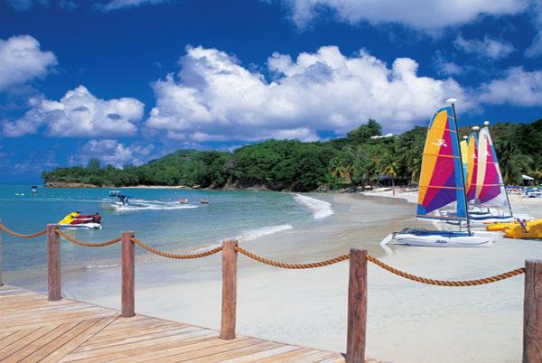 Séjour All Inclusive à Ste Lucie