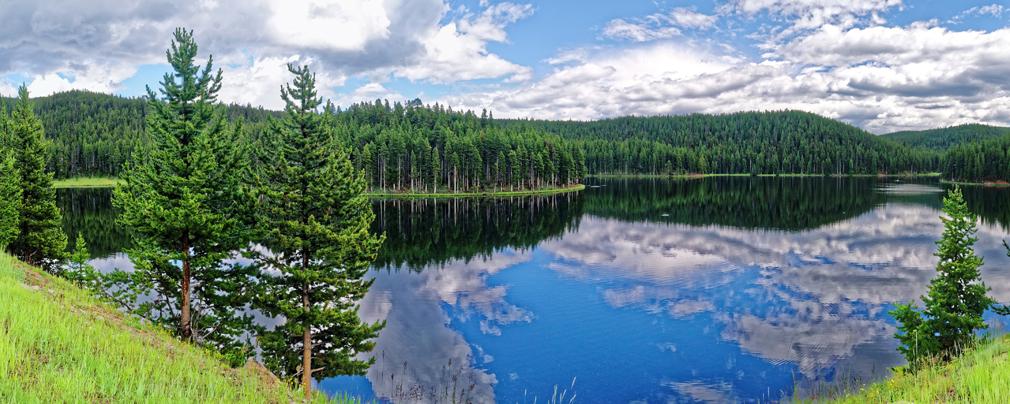 Lac Saint-Jean Canada