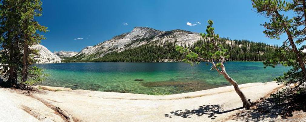 Yosemite National Park Californie