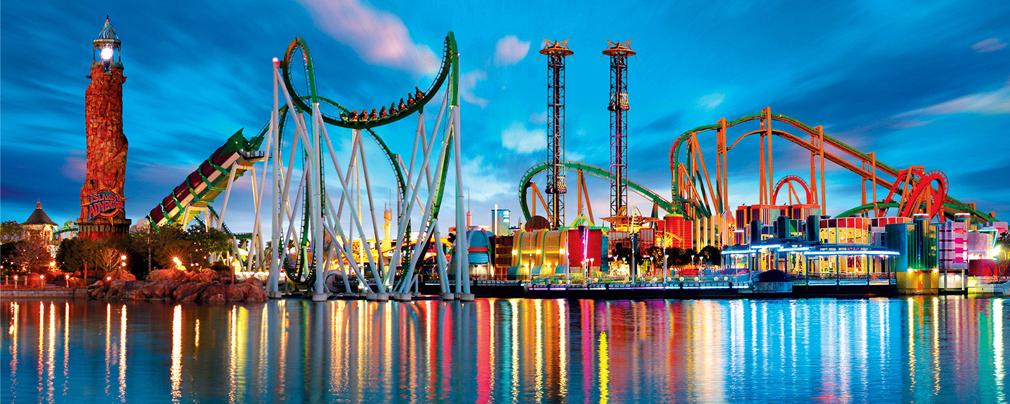 Universal Orlando Floride